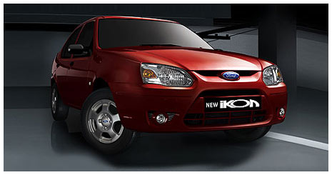 Ford Ikon Cars Rental
