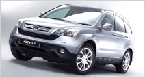 Honda CRV Car Rental