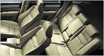Honda CRV Rear Seats