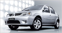 Mahindra Logan Car Rental