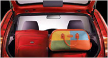 Tata Indica Boot Space