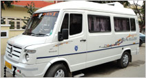 Tempo Traveller Car Rental