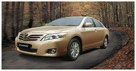 Toyota Camry Cars Rental
