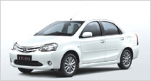 Toyota Etios Car Rental